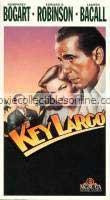Key Largo VHS