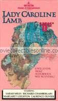 Lady Caroline Lamb VHS