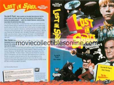 Lost in Space VHS